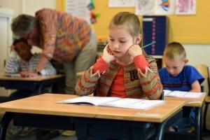 Onderwijs - docent geeft les | Groen Rechts